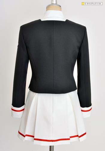 カードキャプターさくら/カードキャプターさくら クリアカード編/友枝中学校女子制服 冬服ジャケットセット
