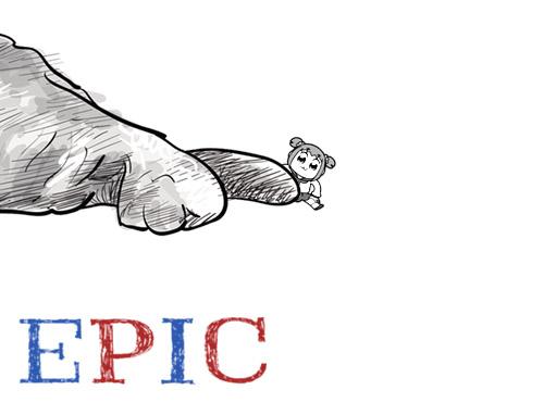 ポプテピピック/ポプテピピック/ポプテピピック猫 Tシャツ