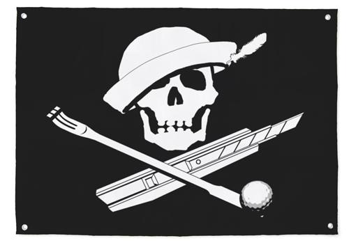 ガールズ&パンツァー/ガールズ&パンツァー 最終章/サメさんチーム 海賊旗