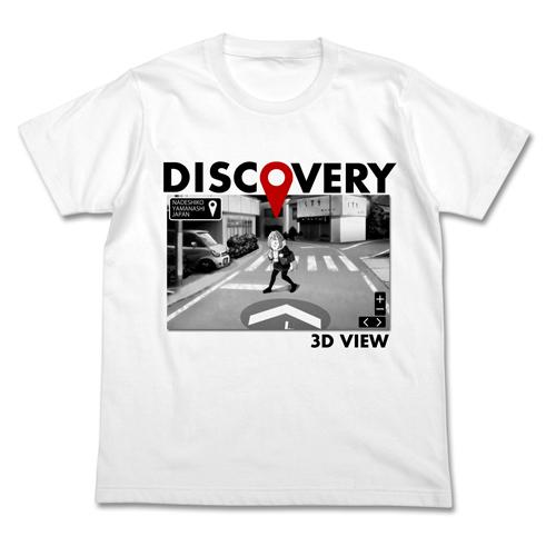 ゆるキャン△/ゆるキャン△/なでしこ 3DVIEW Tシャツ