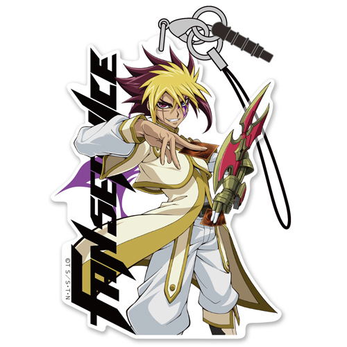 遊☆戯☆王/遊☆戯☆王 ZEXAL/IV アクリルストラップ