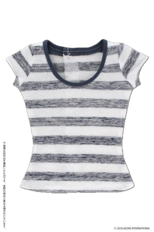 AZONE/50 Collection/FAO093【48/50cmドール用】AZO2 ボーダーTシャツ