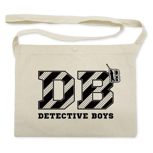 名探偵コナン/名探偵コナン/少年探偵団 サコッシュ