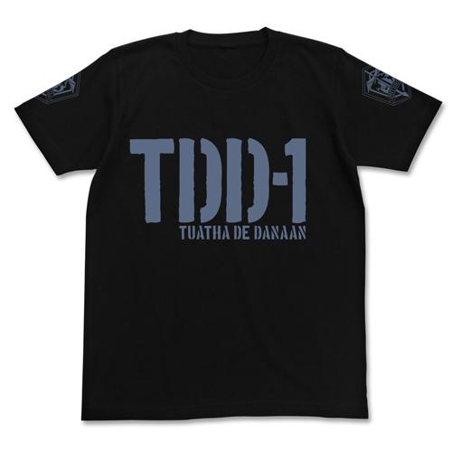 フルメタル・パニック!/フルメタル・パニック!IV/TDD-1ミリタリー Tシャツ