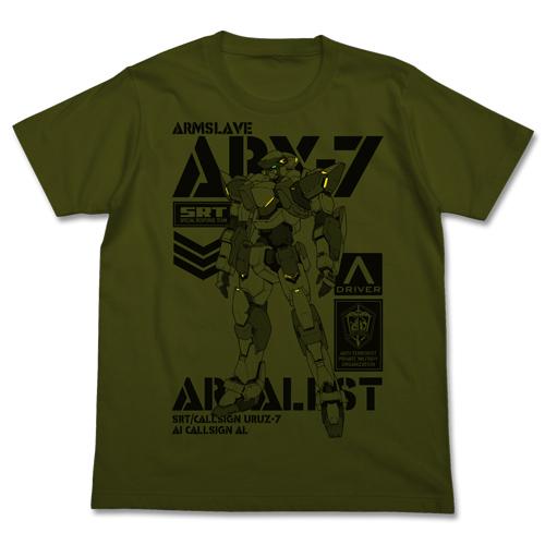 フルメタル・パニック!/フルメタル・パニック!IV/ARX-7アーバレスト Tシャツ