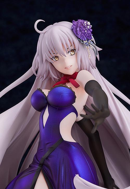 Fate/Fate/Grand Order/アヴェンジャー/ジャンヌ・ダルク〔オルタ〕 ドレスVer. 1/7 ABS&PVC 製塗装済み完成品