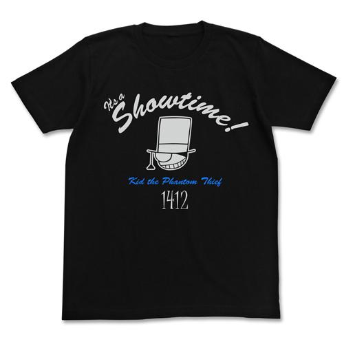 名探偵コナン/名探偵コナン/怪盗キッド アイコンマーク Tシャツ