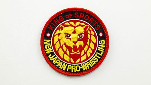 新日本プロレスリング/新日本プロレスリング/新日本プロレスリング ベルクロワッペン