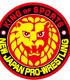 新日本プロレスリング マグネットステッカー
