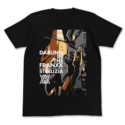 ダーリン・イン・ザ・フランキス/ダーリン・イン・ザ・フランキス/ストレリチア Tシャツ