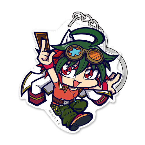 遊☆戯☆王/遊☆戯☆王ARC-V/榊遊矢 アクリルつままれキーホルダー