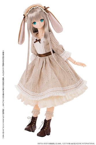 AZONE/Original Doll/アリス / Time of grace III ~Easter Bunny in Wonderland~ Caffe latte / AOD507-ATC