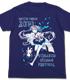 """初音ミク/SNOW MIKU 2016 presents """"Beat Blizzard""""/★限定★Beat Blizzard 雪ミク フルグラフィックTシャツ"""