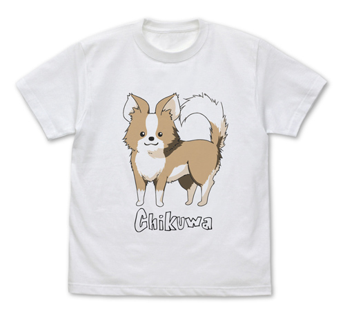 ゆるキャン△/ゆるキャン△/ちくわTシャツ