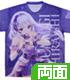 踏み出した夢への一歩 白石紬 両面フルグラフィックTシャツ