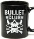 マグカップ BULLET CLUB(ブラック)