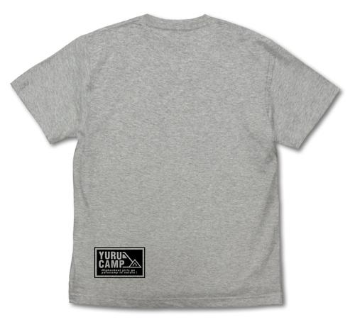 ゆるキャン△/ゆるキャン△/志摩リン Tシャツ
