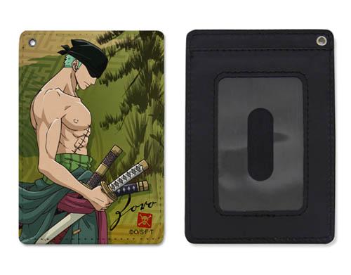 ONE PIECE/ワンピース/ゾロ フルカラーパスケース