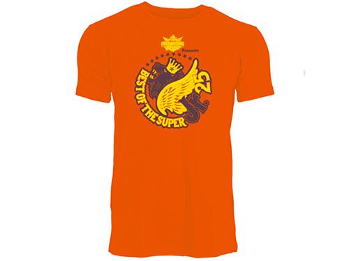 新日本プロレスリング/新日本プロレスリング/BEST OF THE SUPER Jr.25 大会記念Tシャツ
