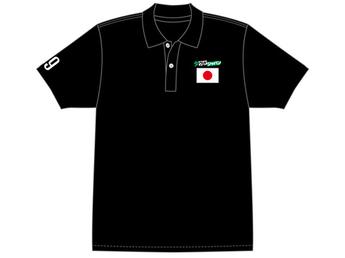 新日本プロレスリング/新日本プロレスリング/タグチジャパン ポロシャツ
