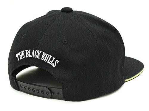 ブラッククローバー/ブラッククローバー/黒の暴牛 刺繍キャップ