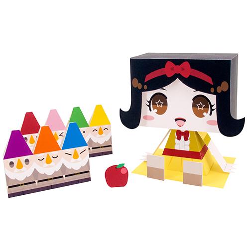 キヤノン Creative Park/キヤノン Creative Park/グラフィグ466 白雪姫