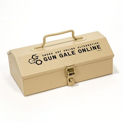 ソードアート・オンライン/ソードアート・オンライン オルタナティブ ガンゲイル・オンライン/SAO オルタナティブ ガンゲイル・オンライン GGO山型ツールボックス