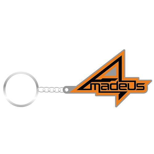 STEINS;GATE/STEINS;GATE 0/シュタインズ・ゲート ゼロ アマデウスロゴメタルキーホルダー