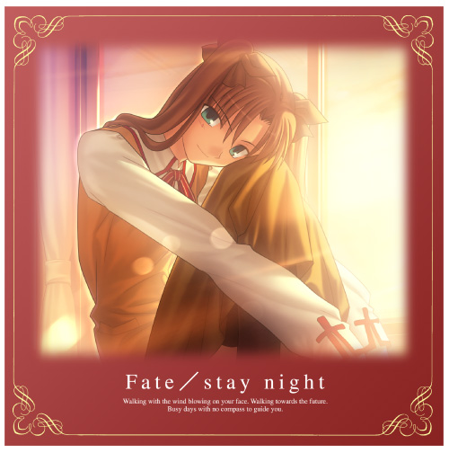 Fate/Fate/stay night/遠坂 凛クッションカバー