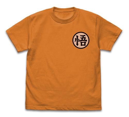 ドラゴンボール/ドラゴンボールZ/悟空マーク Tシャツ