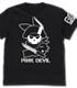 ソードアート・オンライン/ソードアート・オンライン オルタナティブ ガンゲイル・オンライン/ピンクの悪魔 Tシャツ