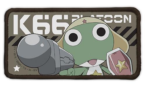 ケロロ軍曹/ケロロ軍曹/ケロロ 脱着式フルカラーワッペン