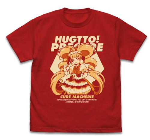 プリキュア/HUGっと!プリキュア/キュアマシェリ Tシャツ