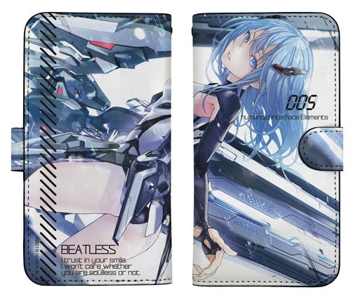 BEATLESS/BEATLESS/レイシア 手帳型スマホケース138