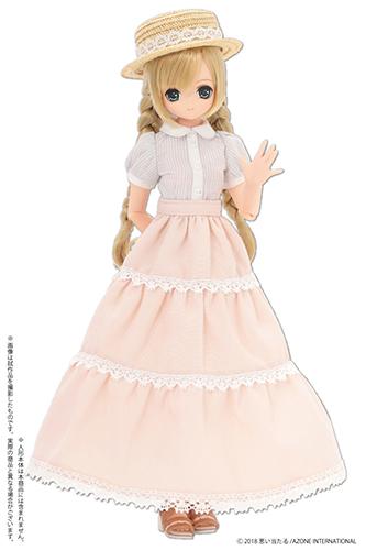AZONE/Pureneemo Original Costume/PNM172【1/6サイズドール用】PNM Early summer ドレスセット