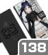 ラブライブ!/ラブライブ!サンシャイン!!/松浦果南 手帳型スマホケース ゴスロリVer.148