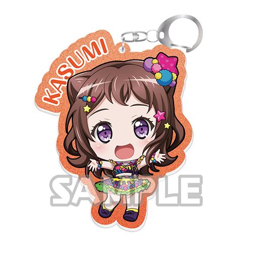 BanG Dream!(バンドリ!)/BanG Dream!(バンドリ!)/バンドリ! ガールズバンドパーティー! キラッとアクリルキーホルダー 戸山香澄(Poppin'Party)