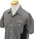 ウルトラ警備隊 デザインワークシャツ