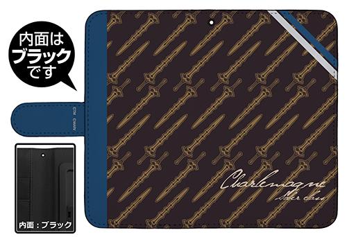 Fate/Fate/EXTELLA LINK/Fate/EXTELLA LINK シャルルマーニュ 手帳型スマホケース138