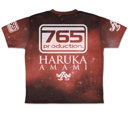 THE IDOLM@STER/THE IDOLM@STER/アイドルマスター ステラステージ 天海春香 両面フルグラフィックTシャツ