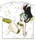 ラムちゃん 両面フルグラフィックTシャツ