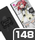 黒澤ルビィ 手帳型スマホケース ゴスロリVer.148