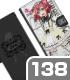 黒澤ルビィ 手帳型スマホケース ゴスロリVer.138