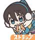 ゆるキャン△/ゆるキャン△/斉藤恵那 つままれキーホルダー