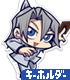遊☆戯☆王/遊☆戯☆王デュエルモンスターズGX/覇王十代 アクリルつままれストラップ