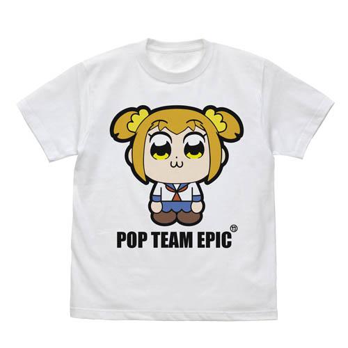 ポプテピピック/ポプテピピック/ベイビーポプ子 フルカラーTシャツ