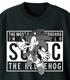 ソニック・ザ・ヘッジホッグ/ソニック・ザ・ヘッジホッグ/SONIC ロングスリーブTシャツ