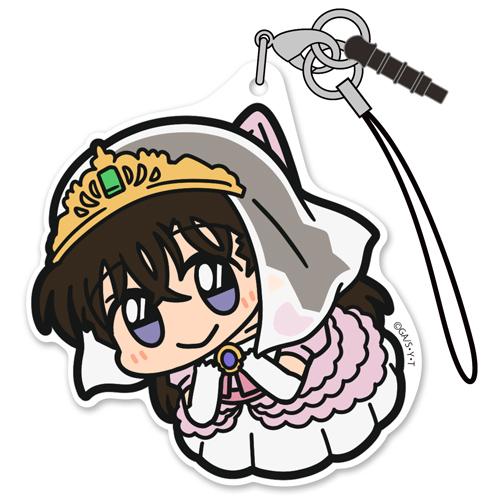 名探偵コナン/名探偵コナン/毛利蘭 ハート姫Ver. アクリルつままれストラップ