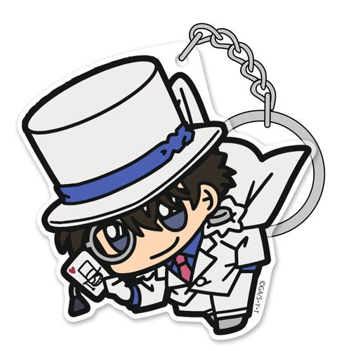 名探偵コナン/名探偵コナン/怪盗キッド アクリルつままれキーホルダー