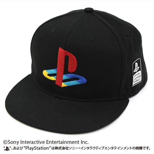 """プレイステーション/プレイステーション/刺繍キャップ 初代""""PlayStation"""""""
